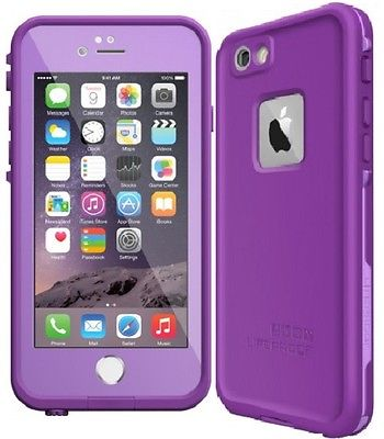 online store 5b075 e684e Waterproof Lifeproof iPhone 6 cases - Waterproof cases for iPhone 6
