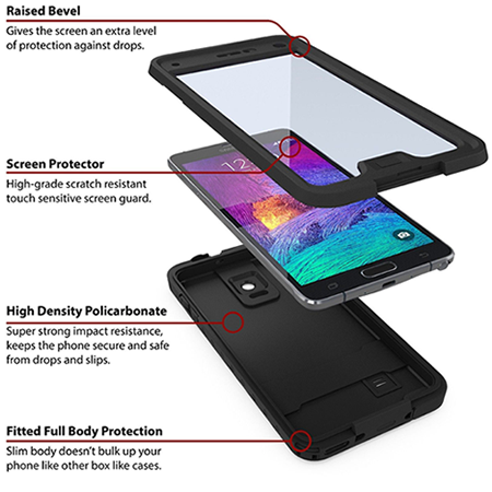 uk availability bcf69 3cca7 Waterproof Samsung Galaxy cases - Waterproof cases for Galaxy note 4